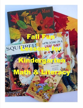 Fall Math & Literacy Lessons for Kindergarten