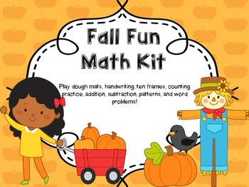 Fall Math Centers / Fall Math Activities/ / Fall Math Prac