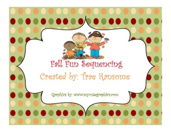 Fall Fun Sequencing