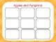 Fall High Frequency Word Review Games