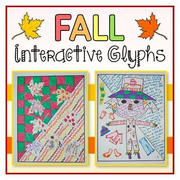 Fall Interactive Glyphs
