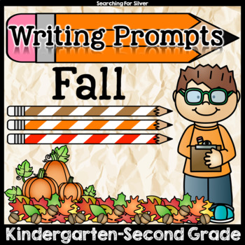 Fall Writing Prompts No-Prep