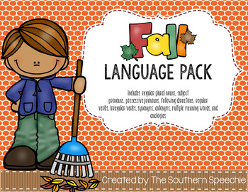 Fall Language Pack