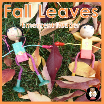 Fall Leaves: An Emergent Guided Reading Level 3 Billy Begi