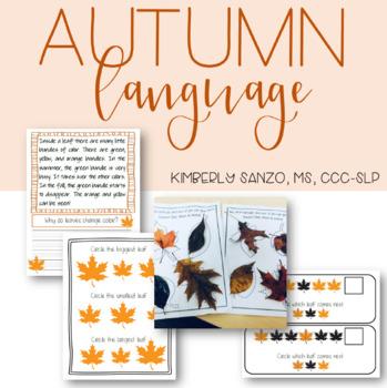 Fall Leaves Language