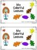 Fall Leaves Theme: Emergent Reader & Math mini-Pack {Commo