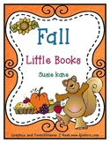Fall Little Books