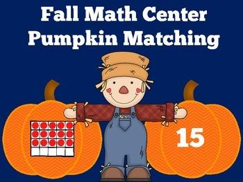 Fall Math Centers | Thanksgiving Math Centers