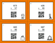 Fall Math: 3-Digit by 2-Digit Multiplication QR Code Task Cards