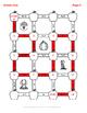 Fall Math: Combining Like Terms Maze