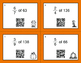 Fall Math: Fractions of a Set QR Code Task Cards
