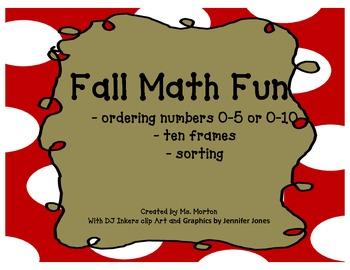 Fall Math Fun