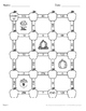 Fall Math: One Step Equations Maze (Multiplication & Division)