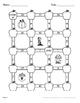 Fall Math: Subtracting Integers Maze