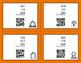 Fall Math: Three 3-Digit Subtraction QR Code Task Cards