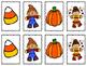 Fall Memory Match Cards