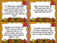 Fall Multiplication Center Activities