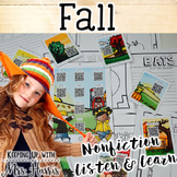 Fall Nonfiction Listen and Learn