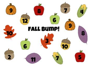 Fall Number Bump