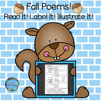 Fall Poetry! (ESL and Special Education)