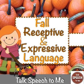 Fall Receptive and Expressive Language