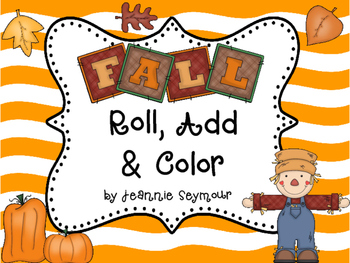 Fall Roll, Add & Color