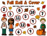 Fall Roll & Cover FREEBIE