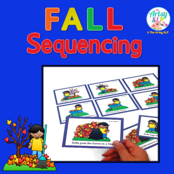 Fall Sequencing Activities