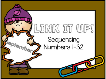 Fall Sequencing Links!