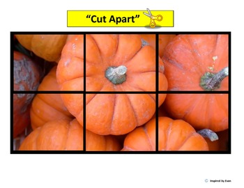 """""""Fall"""" Simple Puzzles for Autism"""