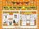 Fall Speech and Language Bundle:  3 Products