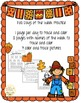 """Fall Theme - Day of the Week Practice """"No Prep"""""""