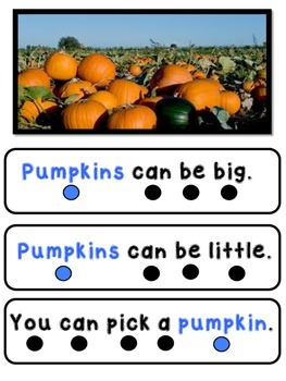 Fall & Halloween Theme Leveled Texts and Organizers {Main