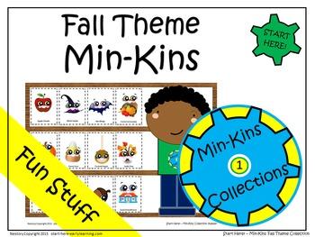 Fall Theme - Min-Kins Collection - Season 1