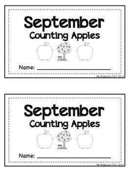 Fall Themed Bundle - Interactive Math Readers