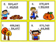 Fall Themed Multi-Digit Addition and Subtraction