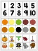 Fall Themed Speech & Language Activities: For Students Wit