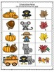 Fall Themed Speech & Language Binder: For Students with Autism