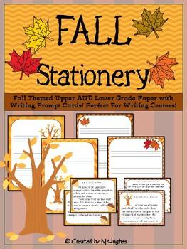 Stationery - Fall Themed {FREEBIE}