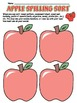 Fall Themed Word Study Activities Pack