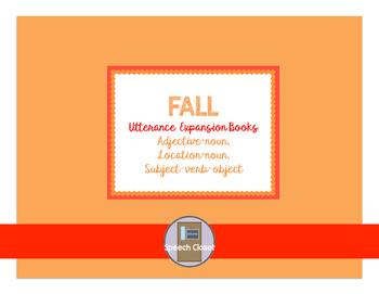 Fall Utterance Expansion Books