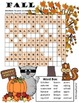 Fall Word Search *Hard
