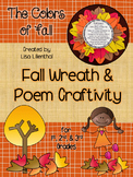 Fall Wreath Craftivity & Poetry Project
