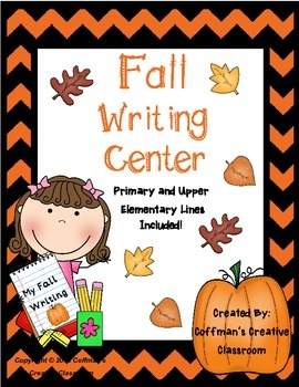 Fall Writing Center