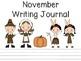 Fall Writing Journal Set (K-1)