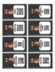 Fall and Halloween Stories QR Codes