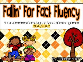 Fallin' For Fact Fluency