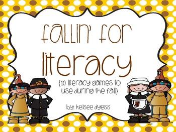 Fallin' for Literacy