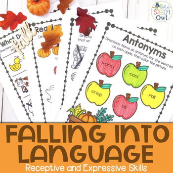 Falling Into Language Print and Go