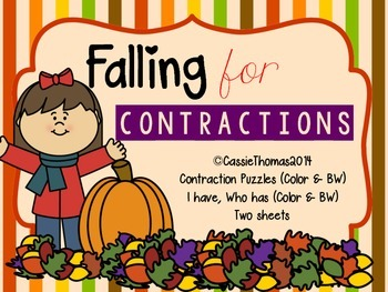 Falling for Contractions